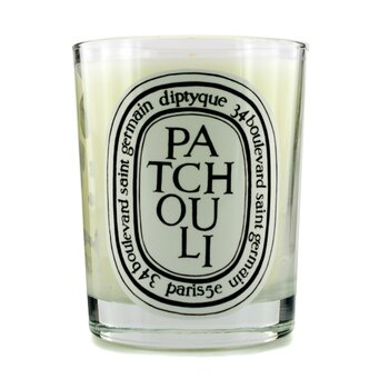 Diptyque Scented Candle – Patchouli 190g/6.5oz