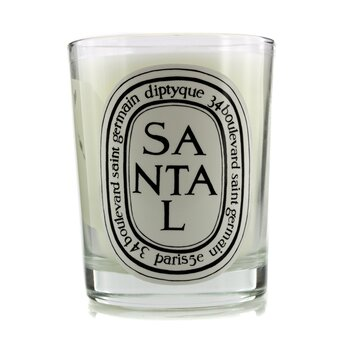 Diptyque Scented Candle - Santal (Sandalwood) 190g/6.5oz