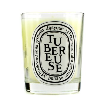 Diptyque Scented Candle - Tubereuse (Tuberose) 190g/6.5oz