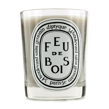 Scented Candle - Feu De Bois (Wood Fire) ?????? ?? ????? - Feu De Bois (Wood Fire) 190g/6.5oz