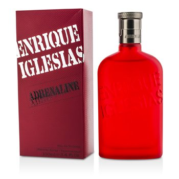 Enrique Iglesias Adrenaline Eau De Toilette Spray 100ml/3.4oz