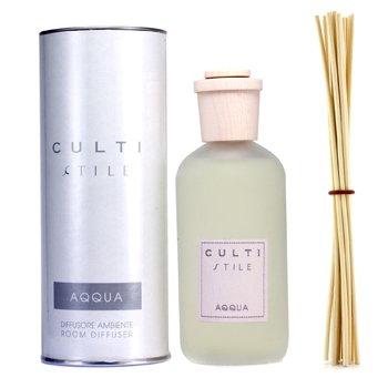 Culti Stile Room Diffuser – Aqqua 250ml/8.33oz