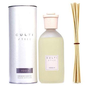 Culti Stile Room Diffuser – Aqqua 500ml/16.6oz