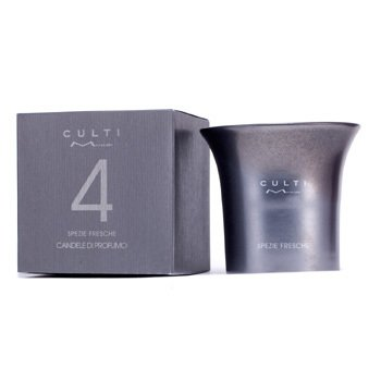 Culti Matelier Scented Candle - 04 Spezie