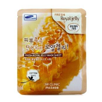 Image of 3W Clinic Mask Sheet - Fresh Royal Jelly 10pcs