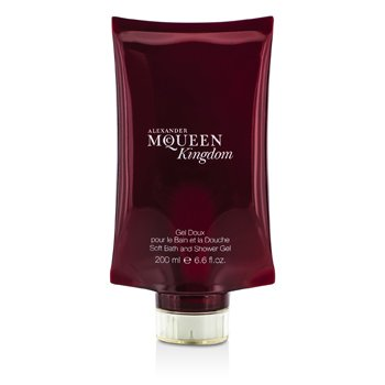 Alexander McQueen Kingdom Soft & Bath Shower Gel 200ml/6.6oz