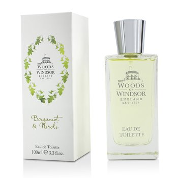 Woods Of WindsorBergamot & Neroli Eau De Toilette Spray 240005-6 100ml/3.3oz