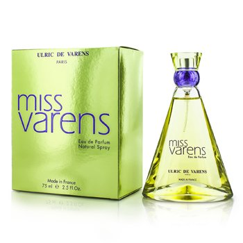 Ulric De VarensMiss Varens Eau De Parfum Spray 75ml/2.5oz