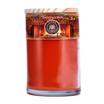 Terra Essential Scents Hand-Poured Soy Candle – Holiday Cheer 12oz