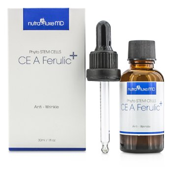 Nutraluxe MD CE A Ferulic Serum - Phyto Stem Cells  30ml/1oz