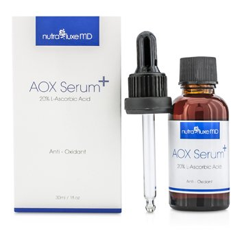 Nutraluxe MD AOX Serum - 20% L-Ascorbic Acid  30ml/1oz