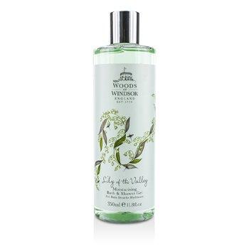 Woods Of Windsor Lily Of The Valley Moisturising Bath & Shower Gel  350ml/11.8oz