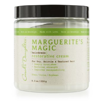 Carol's Daughter Marguerite's Magic Hairdress Восстанавливающий Крем (для Сухих и Ломких Волос) 226g/8oz