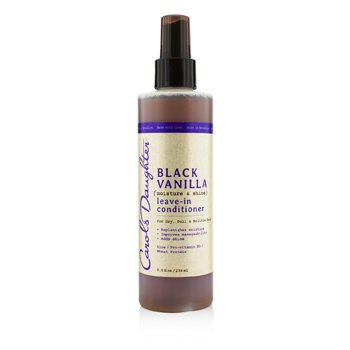 Carol's DaughterBlack Vanilla Moisture & Shine Leave-In Conditioner (For Dry, Dull & Brittle Hair) 236ml/8oz