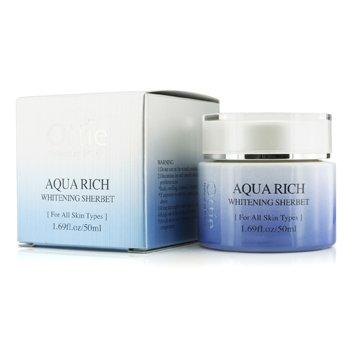 Ottie Aqua Rich Whitening Sherbet 50ml/1.69oz