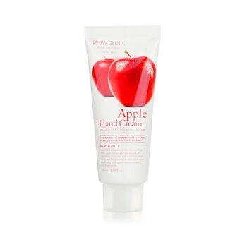 3W Clinic Crema de Manos - Apple  100ml/3.38oz