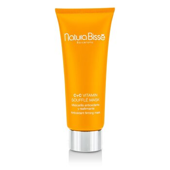 Natura BisseC+C Vitamin Souffle Mask 75ml/2.5oz