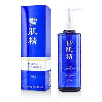 KoseSekkisei Clear Cleansing Oil 250ml/8.4oz