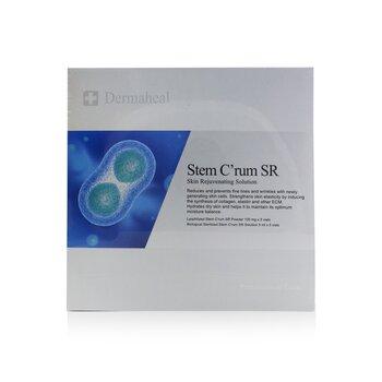 DermahealStem C'rum SR Skin Rejuvenating Solution 5 Applications