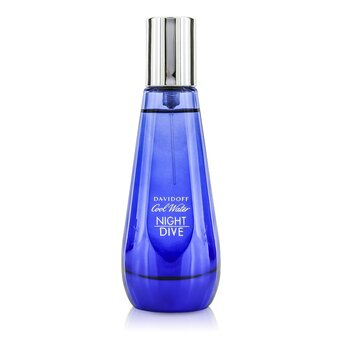 DavidoffCool Water Night Dive Woman Eau De Toilette Spray 50ml/1.7oz