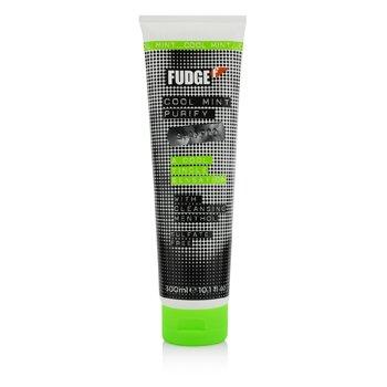 Fudge Cool Mint Purify Shampoo (A Cool Tingle Sensation)  300ml/10.1oz