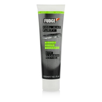 FudgeCool Mint Purify Conditioner (A Cool Tingle Sensation) 300ml/10.1oz