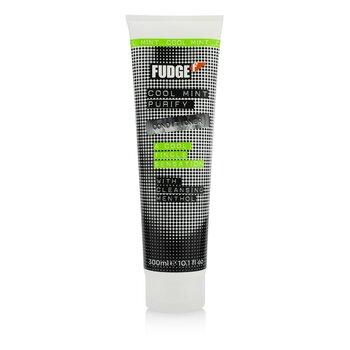 Fudge Cool Mint Purify Conditioner (A Cool Tingle Sensation)  300ml/10.1oz