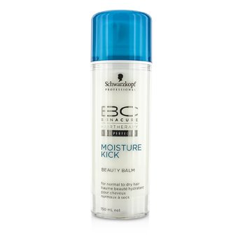 Schwarzkopf BC Moisture Kick Beauty Balm (For Normal to Dry Hair)  150ml/5oz