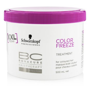 SchwarzkopfBC Color Freeze Tratamiento (Para Cabello Tinturado) 500ml/16.9oz