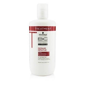 SchwarzkopfBC Repair Rescue Deep Nourishing Treatment (For Damaged Hair) 750ml/25.5oz