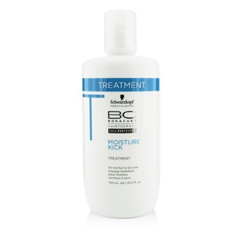 Schwarzkopf BC Moisture Kick Treatment (For Normal to Dry Hair)  750ml/25.5oz