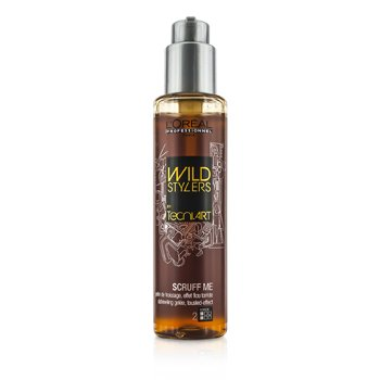 L'OrealProfessionnel Wild Styles by Tecni.Art Scruff Me Disheveling Gelee (Tousled-Effect) 150ml/5oz