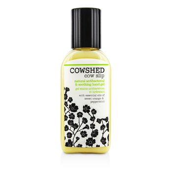 CowshedCow Slip Natural Anti Bacterial & Soothing Hand Gel 50ml/1.7oz