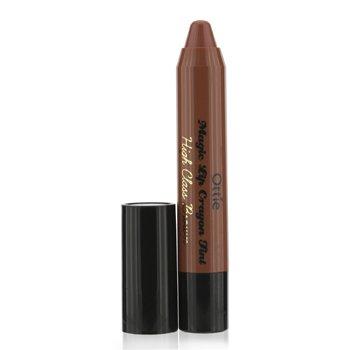 Ottie Magic Lip Crayon Tint – #06 High Class Brown 2.7g/0.09oz