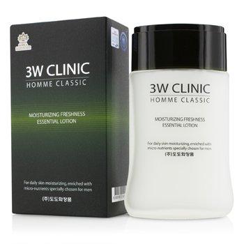 3W Clinic 男士清爽滋润乳 150ml/5oz