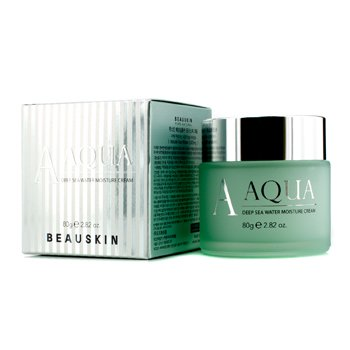 Aqua Deep Sea Water õ×ÌÁÖÎÑÀÝÉÊ ëÒÅÍ BEAUSKIN Aqua Deep Sea Water Увлажняющий Крем 80g/2.82oz