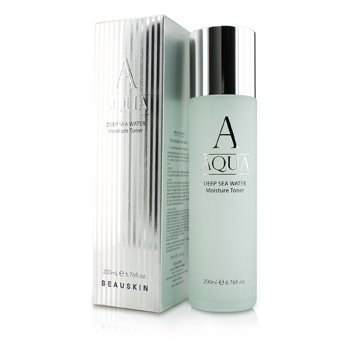 Aqua Deep Sea Water õ×ÌÁÖÎÑÀÝÉÊ ôÏÎÉË BEAUSKIN Aqua Deep Sea Water Увлажняющий Тоник 200ml/6.76oz