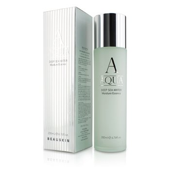 BEAUSKIN Aqua Deep Sea Water Moisture Essence 200ml/6.76oz