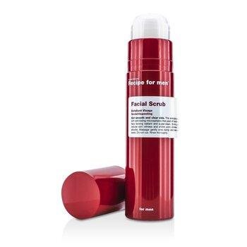 Recipe For Men Facial Scrub  100ml/3.4oz