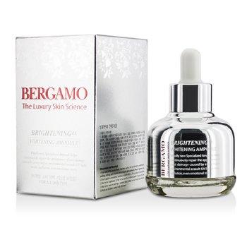 Bergamo Brightening EX Whitening Ampoule (For All Skin Types) 30ml/1oz