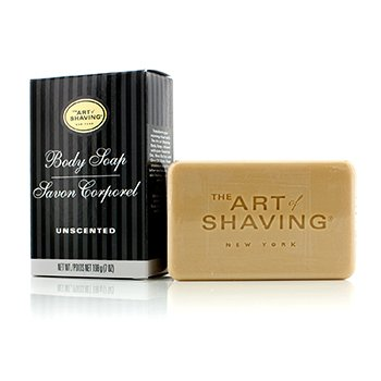 The Art Of Shaving Jab�n Corporal - Sin Perfume  198g/7oz