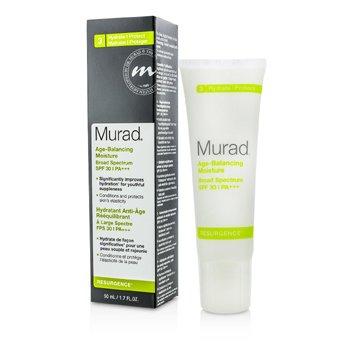 MuradAge-Balancing Moisture Broad Spectrum SPF 30 50ml/1.7oz