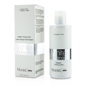 MuradWhite Brilliance Radiant Toning Lotion 160ml/5.4oz