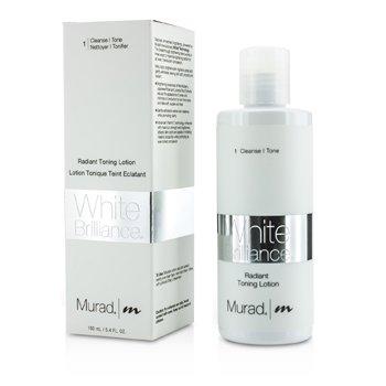 MuradWhite Brilliance Radiant Toning Lotion 160ml/5.4oz