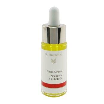 Dr. Hauschka Neem Nail & Cuticle Oil 30ml 1oz