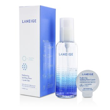 LaneigeBrightening Sparkling Water Capsule Mist 120ml/4oz