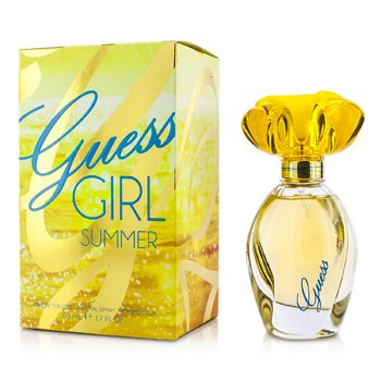 GuessGuess Girl Summer Eau De Toilette Spray 50ml/1.7oz