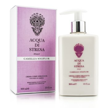 Acqua Di Stresa Camellia Soliflor Moisturizing Body Lotion 300ml/10oz