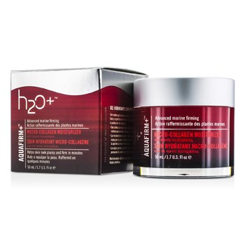 H2O+Aquafirm+ Micro-Collagen Moisturizer (New Packaging) 50ml/1.7oz