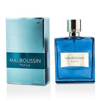 MauboussinTime Out Eau De Parfum Spray 100ml/3.3oz